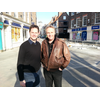 Brian meets with Lib Dem leader Nick Clegg