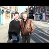 Brian meets with Lib Dem leader Nick Clegg