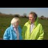 Brian talking with Tessa Munt MP