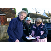 Local residents signing up in their hundreds to back Dr Brian Mathew's petition for a local health surgery for Lyneham and Bradenstoke.