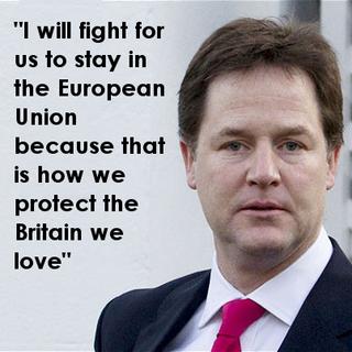 Nick Clegg I will fight